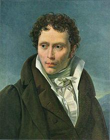 Arthur Schopenhauer (Portrait von Ludwig Sigismund Ruhl_ 815)