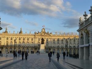 Hotel de Ville & Stanislas...