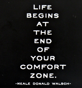 Leben beginnt...