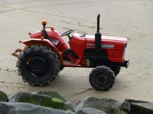 Traktor fahren!!!