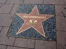 Udo auf dem walk of fame