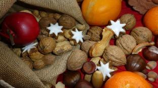 Nüsse & Weihnachten