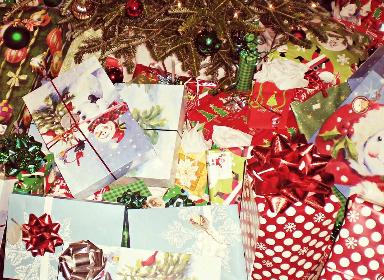 Geschenkewahnsinn