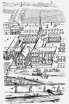 Skizze - Abtei Clairvaux