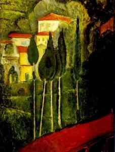 Modigliani_Amedeo_Landschaft