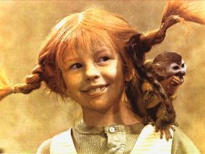 1969 Pippi Langstrump - Pippi Longstocking (foto) (Pippi y Sr_ Nilson) 01