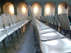 Sitzreihen...
