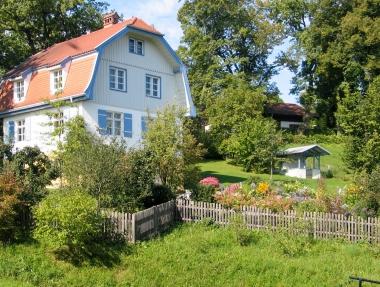 Murnau - Das 'Russenhaus'
