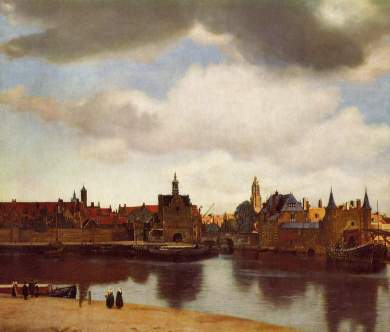 Ansicht von Delft