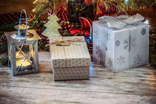 Geschenke, Geschenke