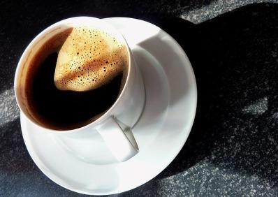 caffeine-schaum