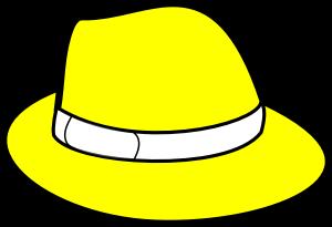 hut-gelb