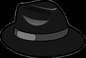 Hut-schwarz