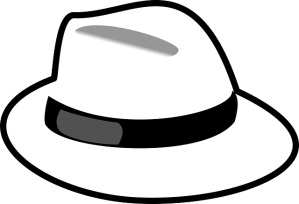 Hut-weiß