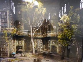 Lori Nix - Library (2007)